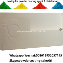 Electrostatic Spray Semi Gloss Powder Coating