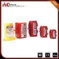 Elecpopular Bulk Buy From China OEM Polypropylene Electrical Plug Lockout Box Easy Installation Lock Case