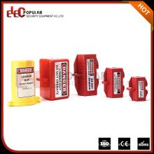 Elecpopular Bulk Kaufen von China OEM Polypropylen Elektrische Plug Lockout Box Einfache Installation Lock Case