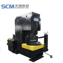 máquina de entallar de ángulo hidráulico