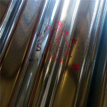 0.14mm Thickness GI Roof Galvanized Metal Roofing Sheet