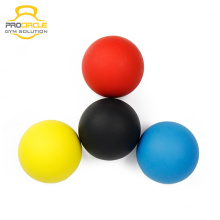 Großhandel Eco-Friendly Fitness Gummi TPR Lacrosse Ball