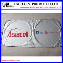 Werbeartikel Polyester Car Sonnenschutz für Frontscheibe (EP-CS1014)