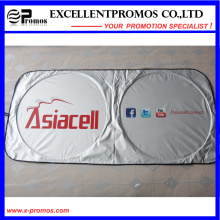 Parasol promocional del coche del poliéster para la ventana delantera (EP-CS1014)