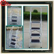 Steel Step Ladder with Handrail (CQX802-1, CQX803-1, CQX804-1)