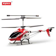 SYMA S033G 3 ch helicóptero de metal inalámbrico, control remoto