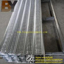 Hochgerippte Schalung / hochgeripptes Metallgewebe