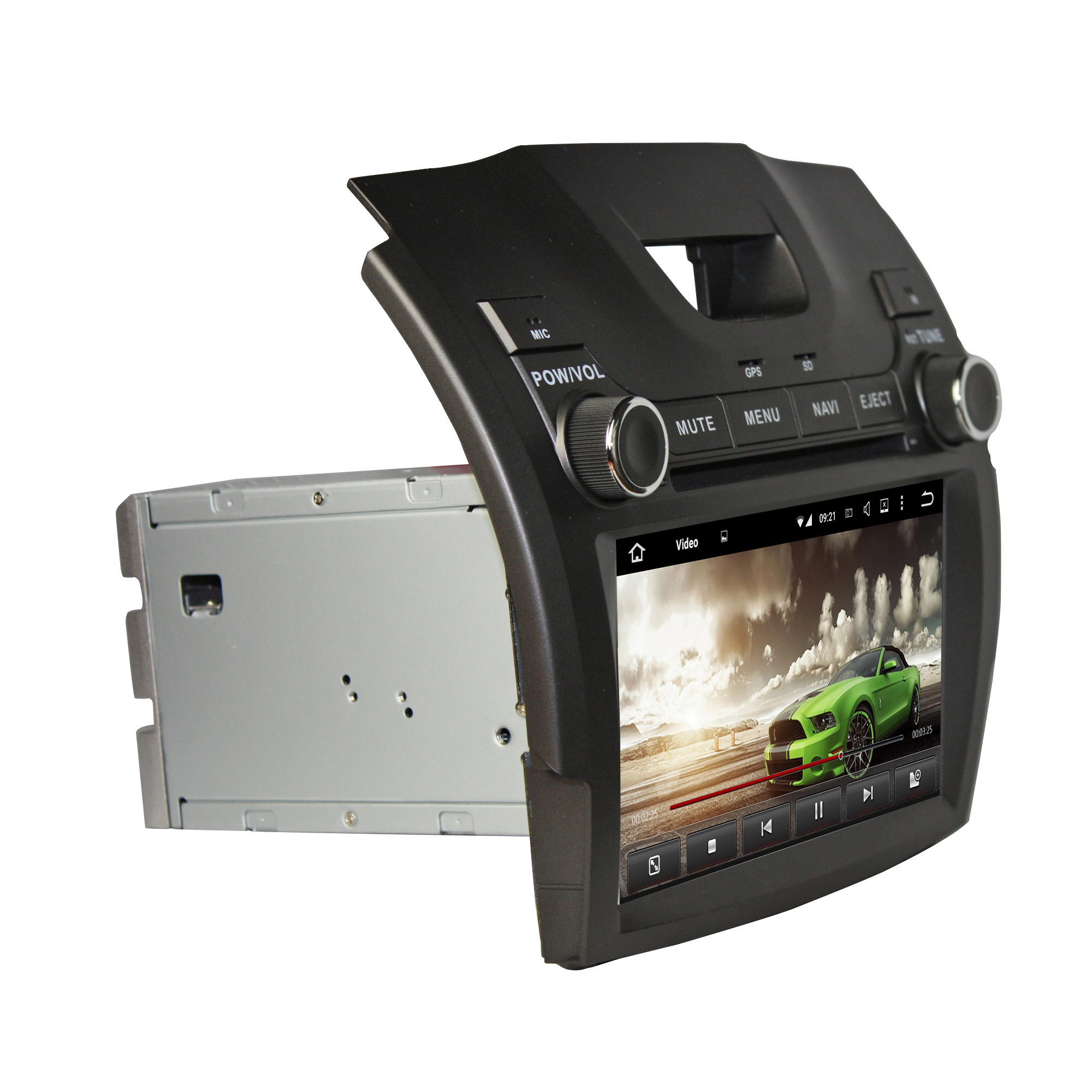 android car DVD for Chevrolet S10 2013 D-MAX