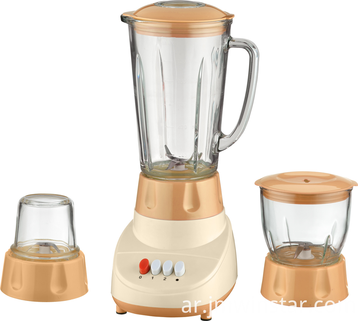 Healthy Food Plastic Blender
