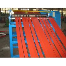 Stahlbandschneidemaschine für PPGI, GI STEEL