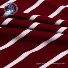 95 rayon 5 spandex knit jersey fabric