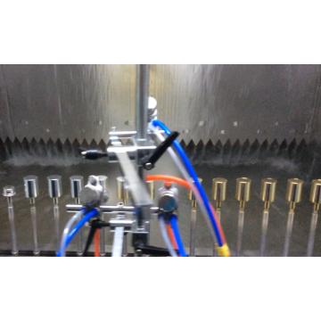 spraying production coating machine line