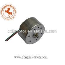 boa qualidade escovado dc micro motor, rf-300 3V dc motor para dança orador de água