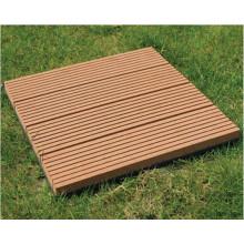 Деревянная напольная плитка