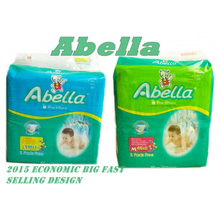 Fraldas de bebê baratos Abella para Nigéria África