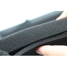 Adhesive PVC Black Rubber Foam Sheet