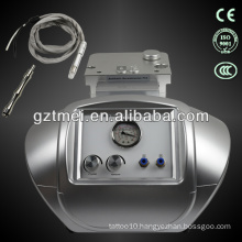 professional crystal&diamond facial peeling microdermabrasion equipment