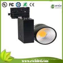 30W LED Track Light con 3 años de garantía