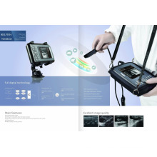 MSLVU04 New portable handheld vet ultrasound machine(bovine, sheep, equine.etc) veterinary ultrasound scanner