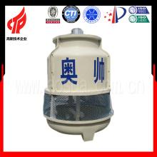 3Ton FRP Small Cooling Tower utilisé dans la machine à injection Avec le meilleur prix