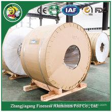 Factory Container Aluminum Foil Jumbo Roll High Grade