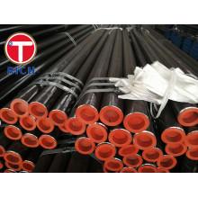 Труба ASTM a333 Безшовная труба по низким температурным условием