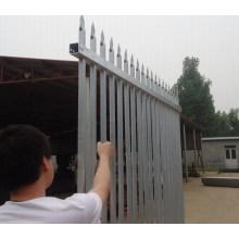 2400 * 2100 Panneaux de clôture de sécurité de soudage les plus vendus