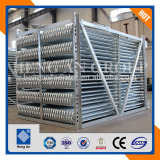 2016 hot sales galvanized aluminum plate shell cooling tower