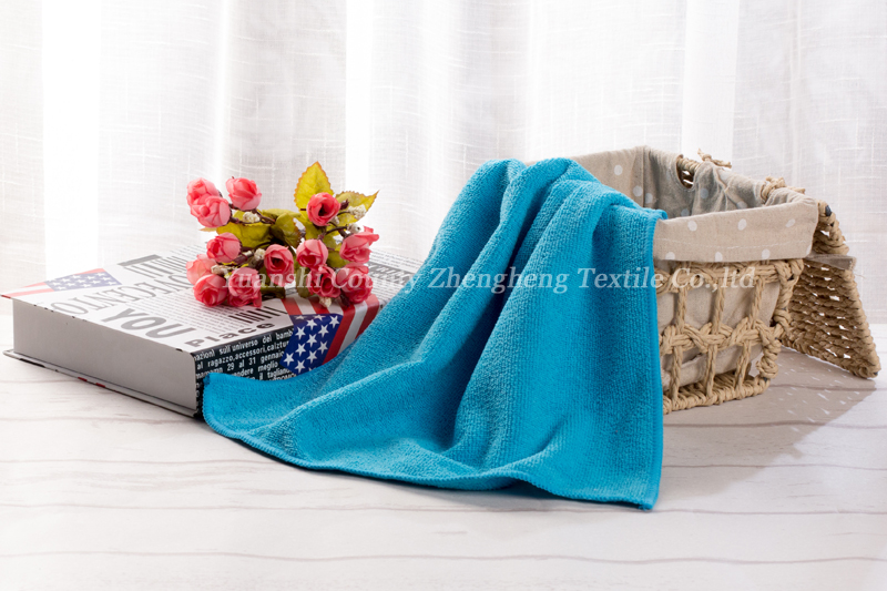 100% Polyester Microfiber Towel-002