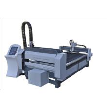 CNC de punzonado y corte de plasma