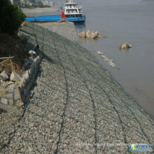 riverbank protection gabion mattress factory