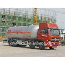 Dongfeng Tianlong 8 * 4 34.5m3 Camión de Cilindro de GLP