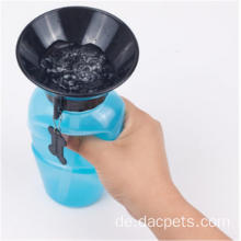 500ml Portable Hund Wasserflasche Feeder