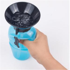 500ML Portable Dog Water Bottle Feeder