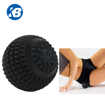Amazon hot selling handheld muscle relax trigger point massage yoga ball