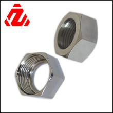 Porca de tubo de aço inoxidável M3-M22