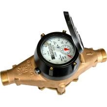 AWWA / US / Amerikanischer Durchflussmesser, Wasserzähler (PMN 3-4)