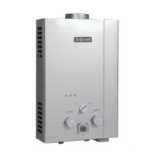 Low Pressure Flue Type Stainless Steel Instant Gas Water Heater