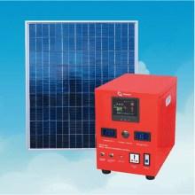 Sistema de habitação Solar de 2kW