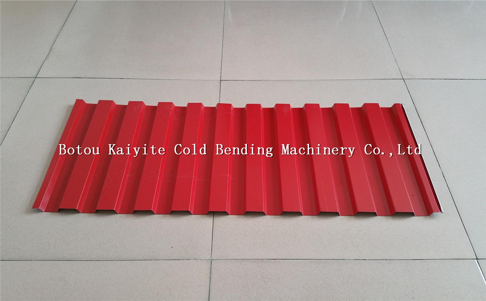 Australia Shutter Door Roll Forming Machine