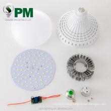 Led light bulb high power flying saucer lamp home lighting factory