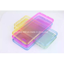 Градиент красочные мягкие TPU Чехол для iPhone 6 6 плюс