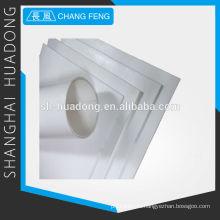 Тефлон белый лист
