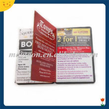 custom Folding Magnetic Contacts Magnetic phone book
