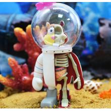 Anatomische SpongeBob Schwammkopf Blind Box Toys Serie 6