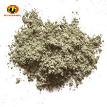 Poudre abrasive noire en carbure de silicium