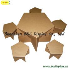 Kartonmöbel / Papiermöbel (B & C-F003)