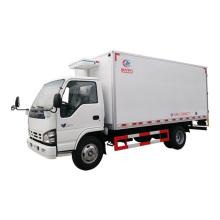 Carro del congelador de Isuzu alta calidad S