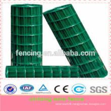 PVC Coated Holland Euro Wire Fence / pvc coated euro mesh fence