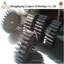 Type de rotor Pulvérisateur de plastique PVC